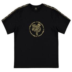 Enzo Knol heeft 2,5 Miljoen Abonnees T-shirt Knolpower Goud